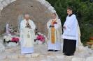 Budowa i poświęcenie Groty NMP z Lourdes w Białce (5)
