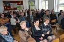 Z zebrań wiejskich - wybory sołtysa.